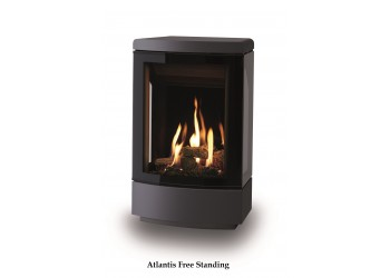 Atlantis Contemporary Gas Stove