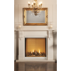 Shell Corbel Marble Surround