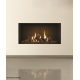 Grand Azure Designer Hole In The Wall Gas Fire