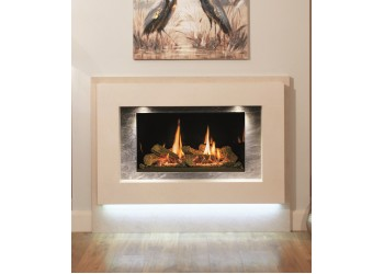 Thorpe Natural Stone Fireplace