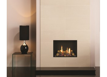 Medium Azure Infinity (Frameless) Gas Fire