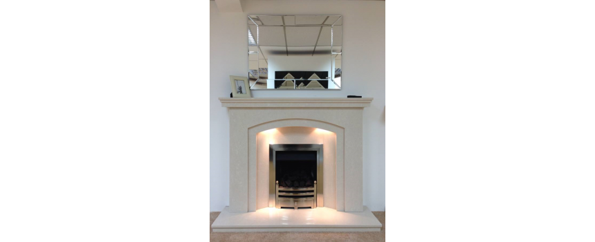 Chatsworth Marble Fireplace