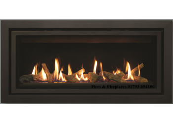 Medium Cityscape Balanced Flue Gas Fire