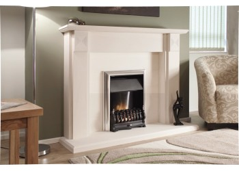 Hamilton Natural Portuguese Lime Stone Fireplace