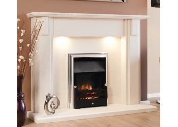 Pilkington Stone Fireplace