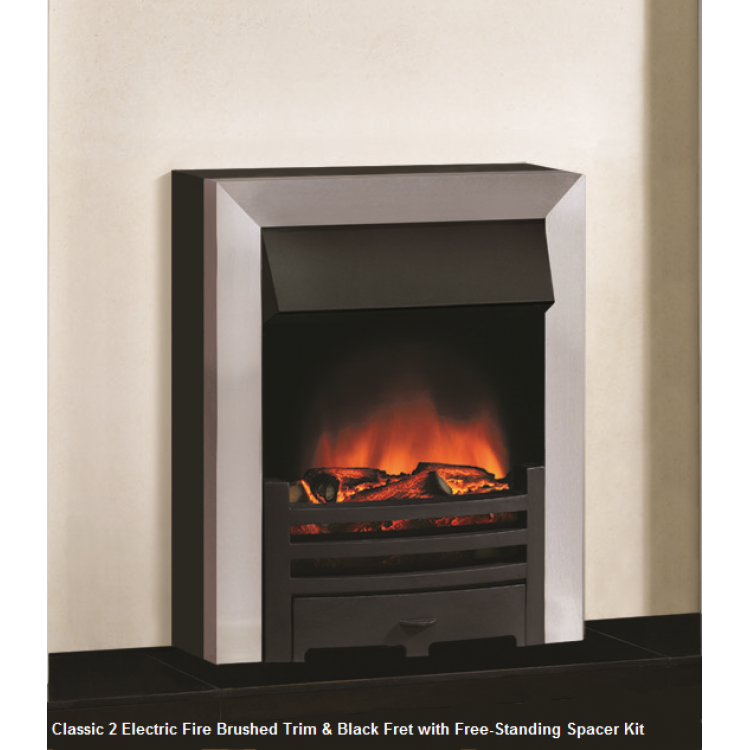 Classic Electric Inset Fire