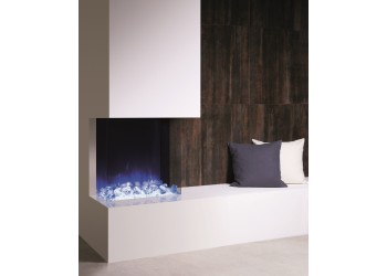 Emperor Square Throughview Electric Fire Range