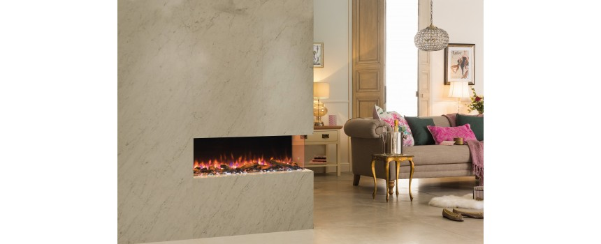 Emperor Clearview Inset Electric Fire Range