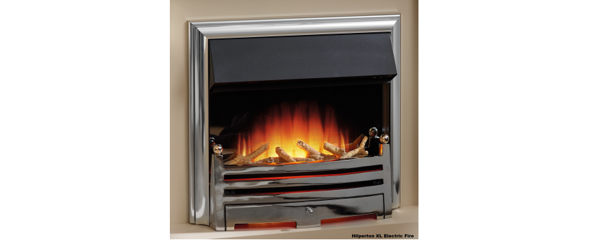 Hilperton Electric Fire