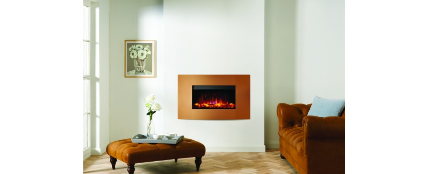 Matrix Curve Electric Fire