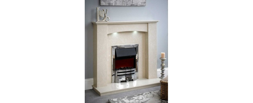 Chamsford Marble Fireplace