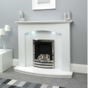 Chelsea Marble Fireplace