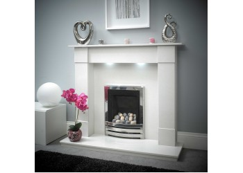 Hamilton Marble Fireplace