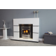 Quebec Marble Fireplace