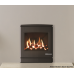 Amber Modern Stove Gas Fire
