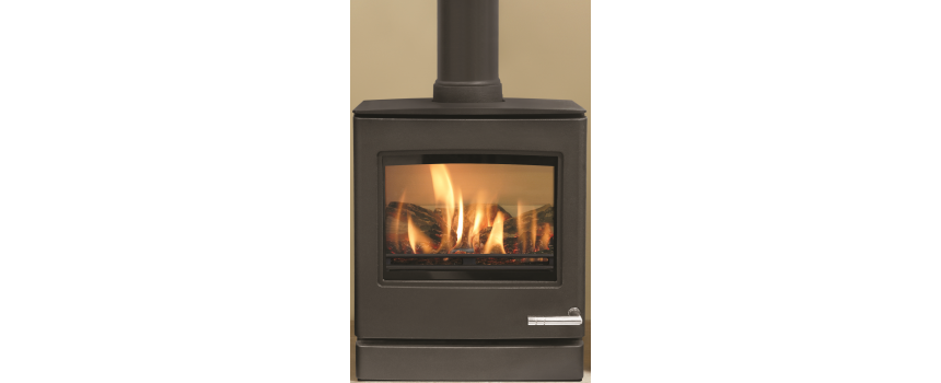 Club 5 Gas Stove (Conventional Flue & Balanced Flue)