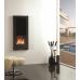 Amber Comet Gas Fire