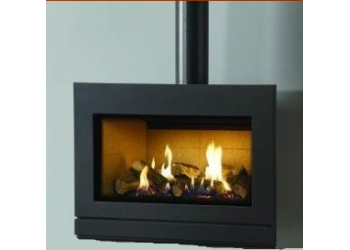 Matrix Glass Icon Gas Stove