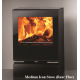 Medium Icon Woodburner or Multi-fuel Stove