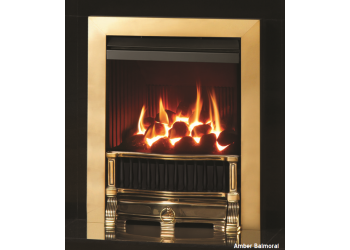 Signature Balmoral Gas Fire