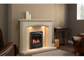 Cleaverly Marble Fireplace