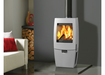 Eva Contemporary Stove 5kw Woodburner