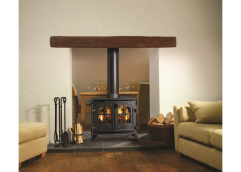 Landscape XL Double Sided Stove