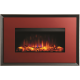 Matrix Duo Satin Electric Fire