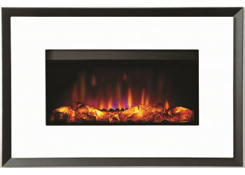 Matrix Duo Glass Electric Fire