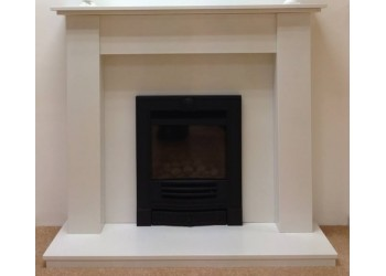Naples Marble Fireplace