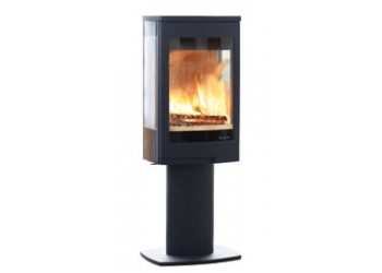 Continental 5 Wood Burning Stove Pedestal
