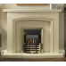 Blenheim Marble Fireplace Cream