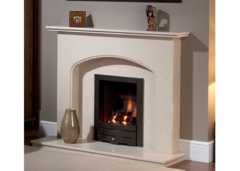 Corsham Marble Fireplace