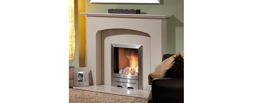 Edinburgh Marble Fireplace