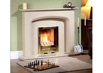 Farringdon Marble Fireplace
