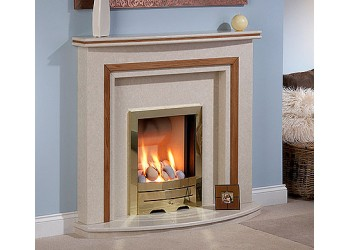 Hampton Marble Fireplace
