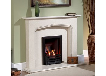 Jude Marble Fireplace