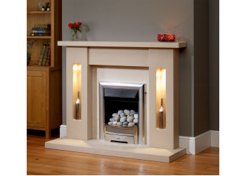 Purton Marble Fireplace