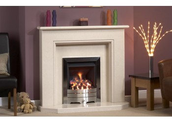 Wilton Marble Fireplace