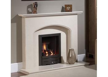 Olivia Marble Fireplace