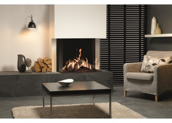 Serenity Throughview Gas Fire