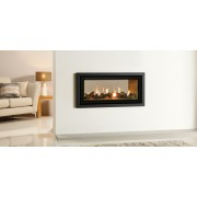 Slice 5000 Double Sided Balanced Flue Gas Fire