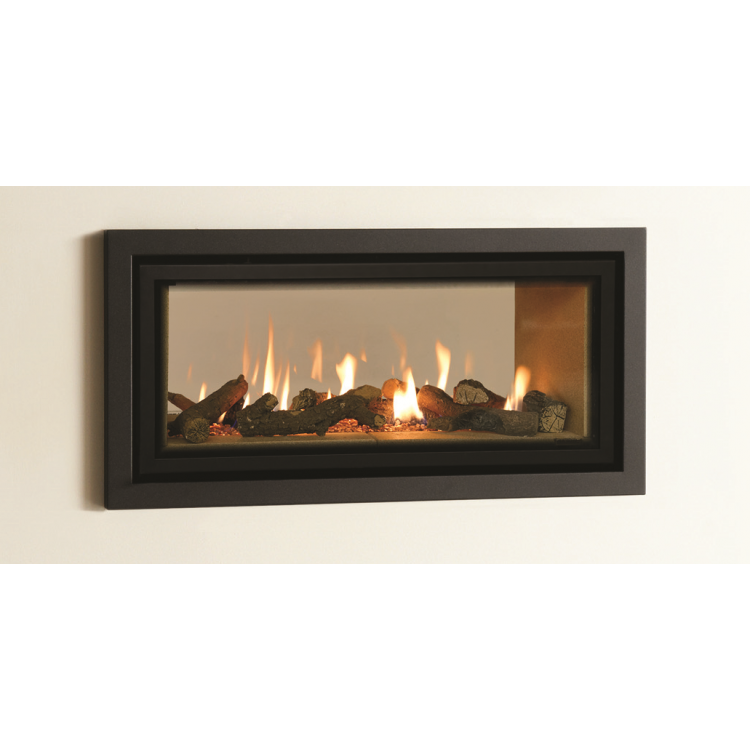 Sided gas fireplace indoor four sided gas places four for 4 sided fireplace