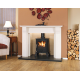 Kingfisher Inglenook Stone Fireplace