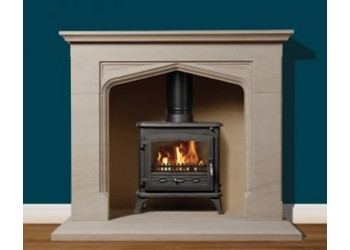 Priory Natural Stone Fireplace