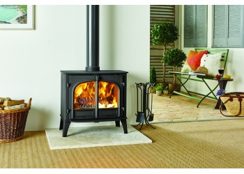 Stovax Stockton 11 Wood Burning Stoves & Multi-fuel Stoves 11kW