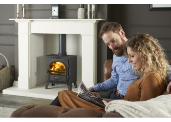 Stovax Stockton 5 Wood Burning Stoves & Multi-fuel Stoves 5kW