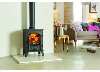 Stovax Stockton 6 Wood Burning Stoves & Multi-fuel Stoves 6kW