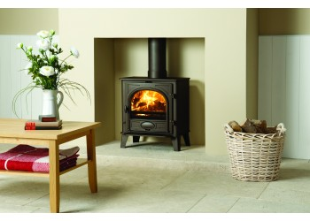 Stovax Stockton 7 Wood Burning Stoves & Multi-fuel Stoves 7kW