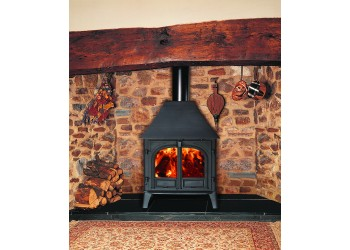 Stovax Stockton 8 Wood Burning Stoves & Multi-fuel Stoves 8kW